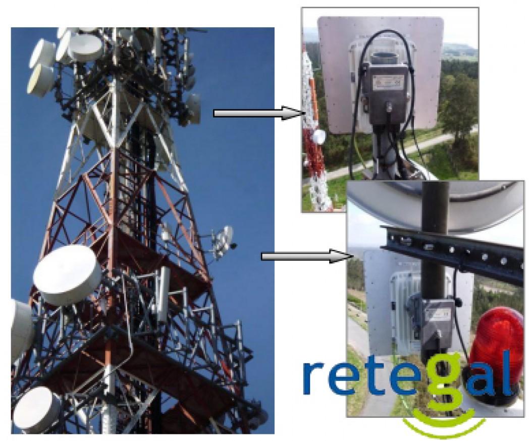 El operador gallego Retegal extiende sus servicios con los PTP 650 de Cambium Networks